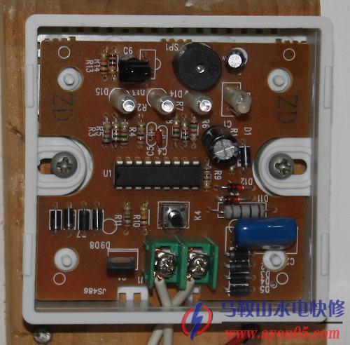 怎么安装吊扇电路